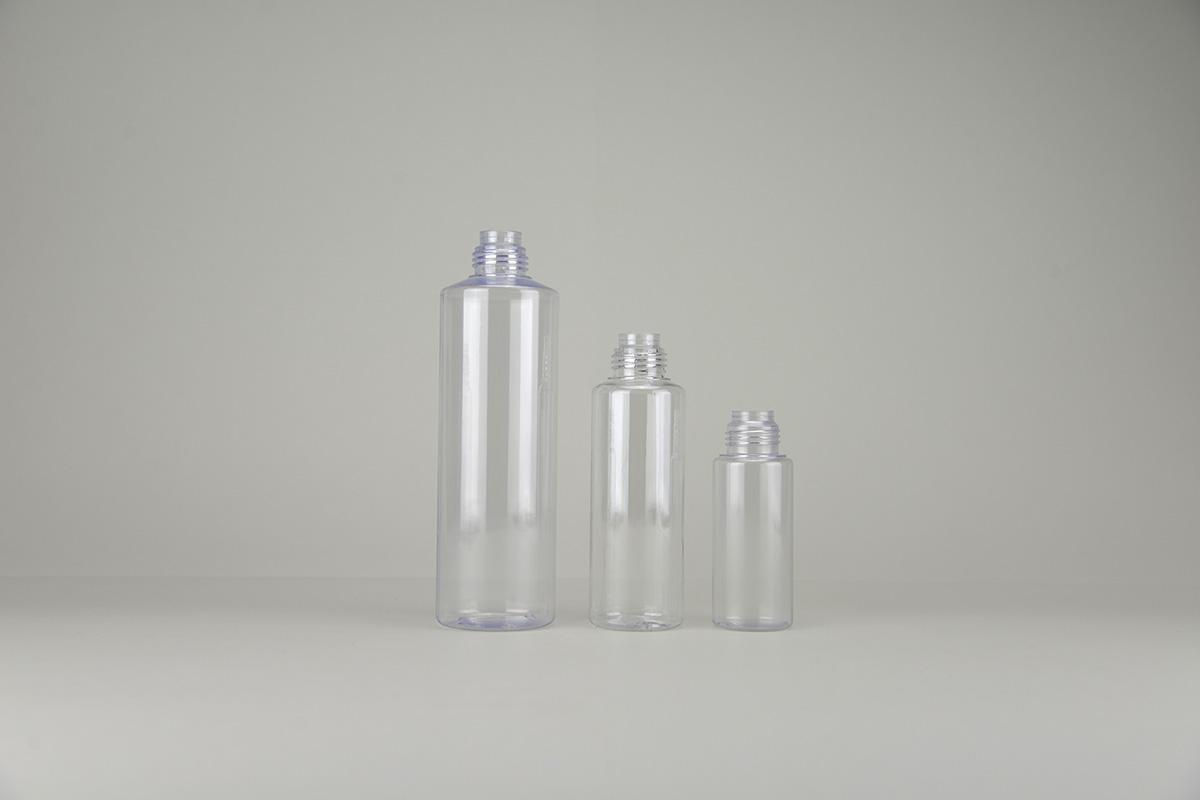 Bouillottes en PVC transparentes rondes