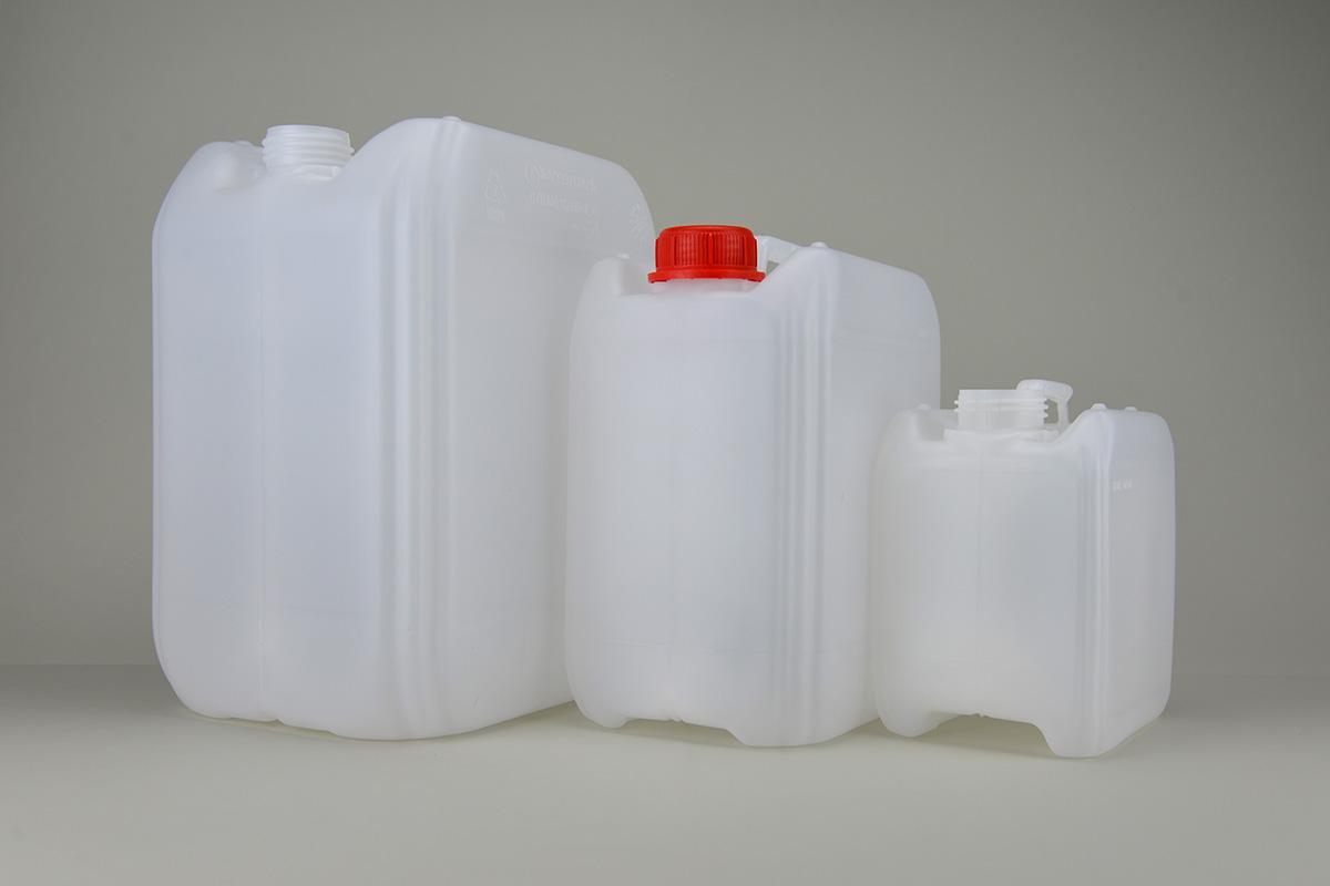 Estagnons en polyéthylène